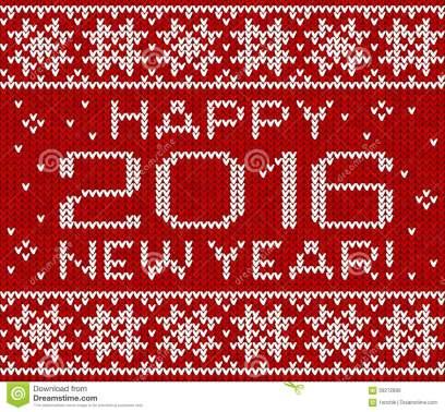 le-vecteur-heureux-de-la-nouvelle-année-tricoté-la-carte-de-voeux-59272890